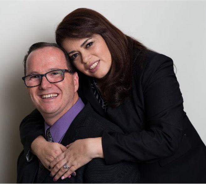 Keith and Zulima Clark-Hoyos